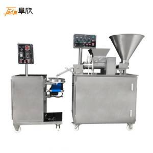 Automatesch Steamed Grimmler Bun Making Machine