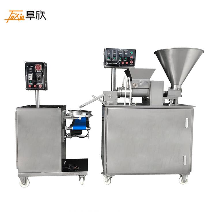 Automatic Steamed Stuffed Bun Making Machine Featured Image