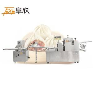 FX-910B Automatesch Steamed Bun Production Line