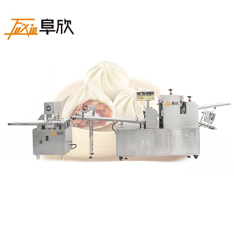 FX-910B Automatic Steamed Bun Production Line Featured Image