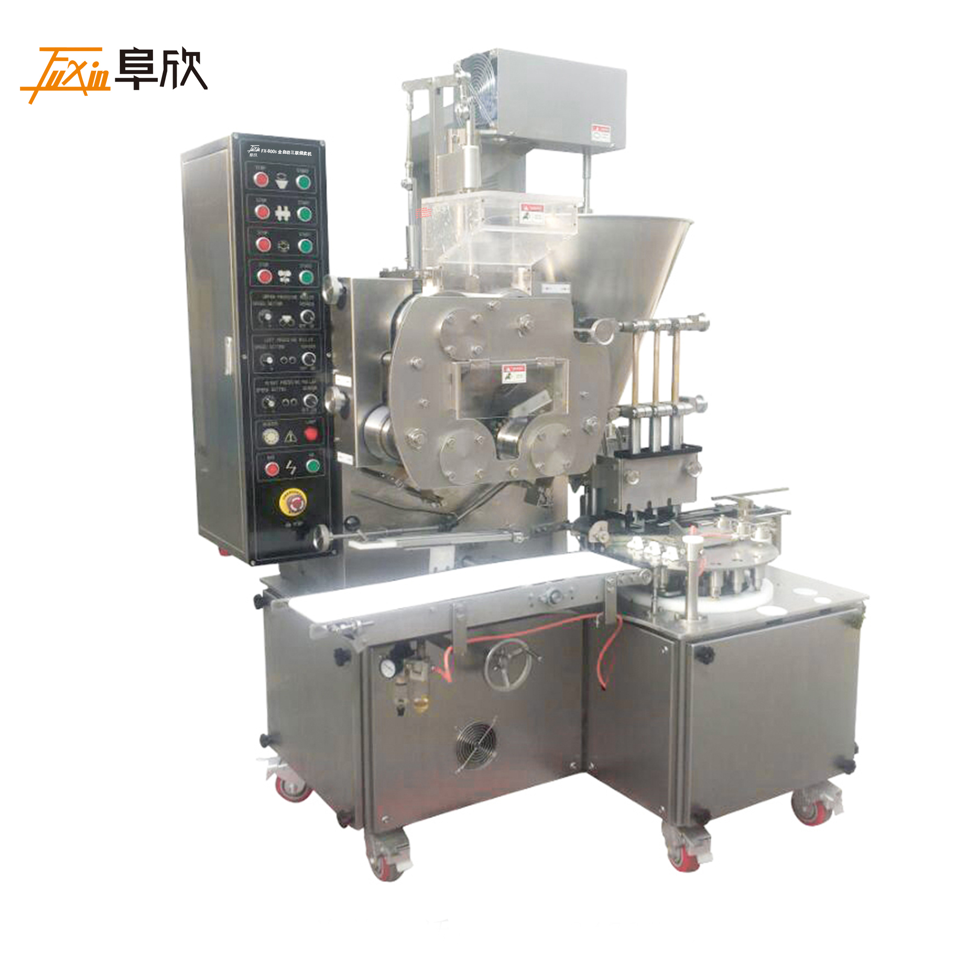Automatic Triple Line Siomay/Siomai/Shumai Making Machine Featured Image