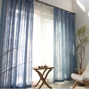 110GSM cross camber curtain is suitable for bedroom living room/Curtain Series-201101