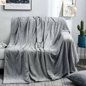 280GSM Cashmere wool blanket, suitable for office lunch break/Blanket Series-HS50053