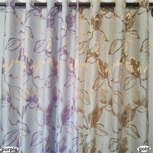 Curtain Series-Jacquard-HS10783