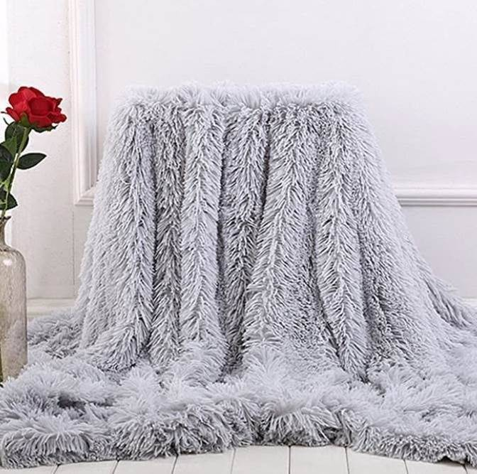 PV fleece blanket