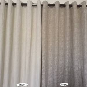 180GSM imitation hemp jacquard/small texture for living room and bedroom jacquard curtains/Curtain Series-HS11342
