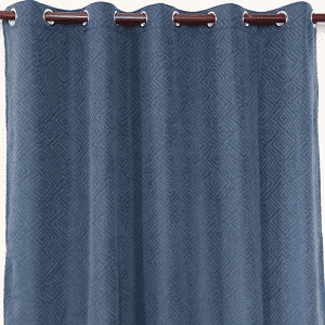 Home Texitle Jacquard Curtain Fabric for Bedroom and Living Room-HS11435