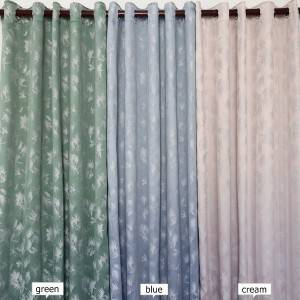 6 color 280g 80% shading height jacquard curtain for bedroom, living room/Curtain Series-HS11443