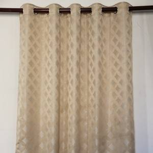 53″×96″/53″×84″/53″×60″Apply to living room bedroom jacquard curtain Series-HS11445
