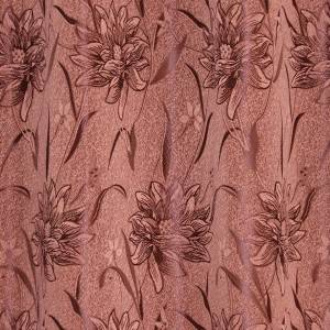 Jacquard curtains are used in bedrooms, living rooms/Curtain Series-HS11451
