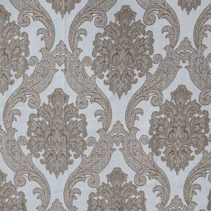 150GSM European-style jacquard fabric is suitable for living room and bedroom/Curtain Series-HS11524