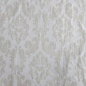 165GSM European-style crepe jacquard fabric is suitable for living room and bedroom/Curtain Series-HS11526