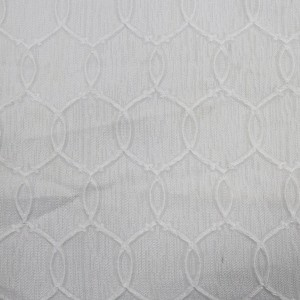 160GSM  Ring jacquard for living room, bedroom, Jacquard/Curtain Series-HS11523