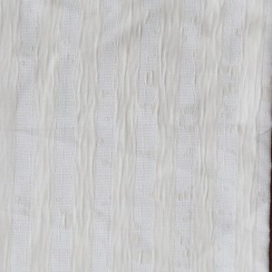 160GSM 2 color Bamboo jacquard for living room, bedroom,Wrinkle Jacquard/Curtain Series-HS11531