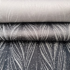 290GSM 100% Blackout wheat jacquard/Blackout  fabric/shade from strong sunlight/Curtain Series-HS11574