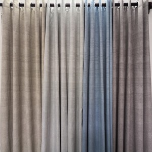 270GSM Band Jacquard curtain/fabric for living room, bedroom/Curtain Series-HS11598