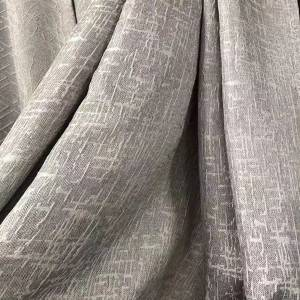 180GSM texture jacquard fabric/curtain fabric , suitable for living room, office and bedroom/Curtain Series–HS11690HS11686