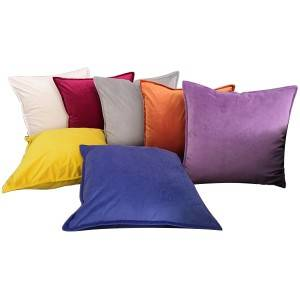 18″×18″ Home Textile Full Range Velvet Cushion Cover Throw PillowPillow Series-HS21111
