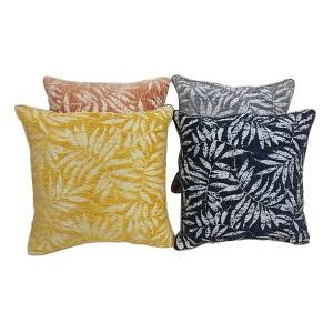 18″*18″ Chenille jacquard high-end jacquard cushion cover/Pillow Series-HS21147
