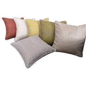 18″X18″ high tight jacquard cushion, suitable for living room, office and bedroomFactory  officePillow Series-HS21265