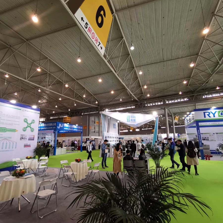 Attending Sichuan International Environmental protection Industry Expo