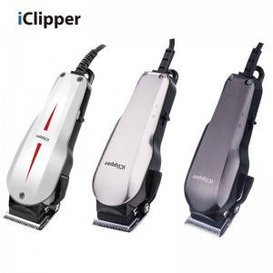 New Fashion Design for Cordless Rechargeable Hair Clipper -