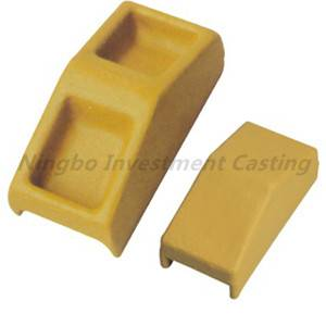 Lost Wax Casting Dredge Part