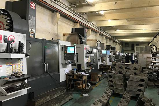 1. Machining Shop