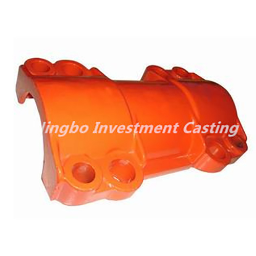 Casting Pipe Holding