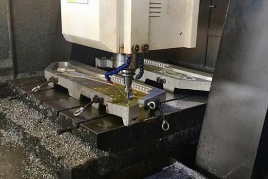 2. Tooling Machining