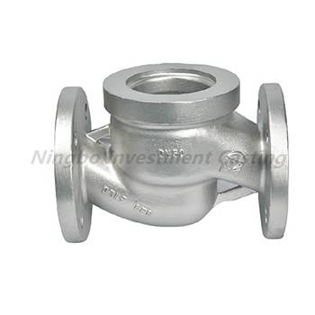 Lost Wax Casting Valve