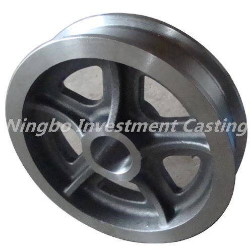 Investment Casting Railway Part