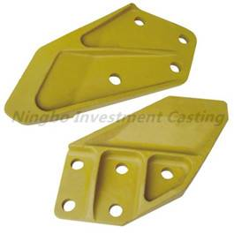 Investment Casting Edges