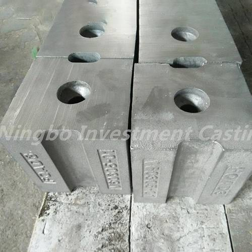 High–chromium Casting Hammer