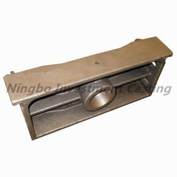 China Supplier Carbon Steel Investment Casting -