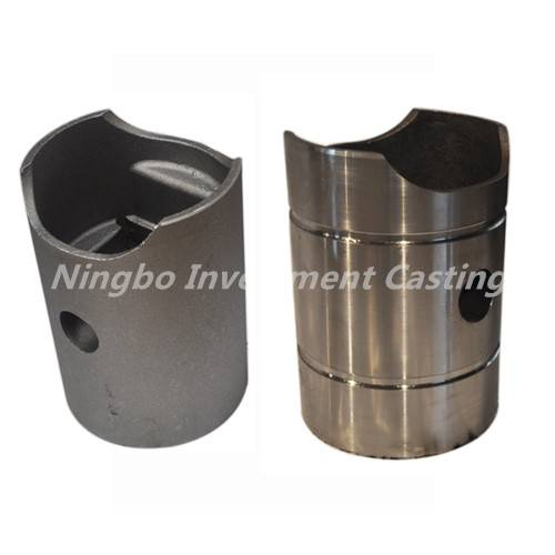 Customised Oil Casting Part