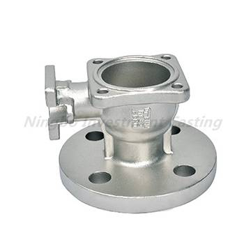 Lost Wax Casting Valve Part