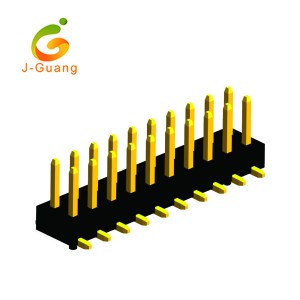 Good Quality Terminal Blocks - Pin Header, JG125-H, 2.0mm smt pin header male – J-Guang