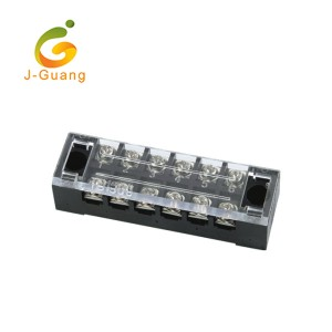 TB25-12.0 Dual Rows Covered Screw Barrier Terminal Block