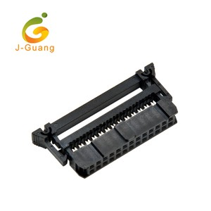 Factory Price For Reflector Electroform - JG116-B 2.54MM Pitch CE ROHS Idc Sockets – J-Guang