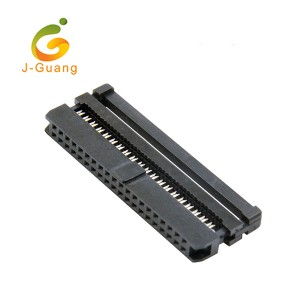OEM Supply Shrouded Headers - JG117 1.27MM Flat Ribbon Cable Connectors – J-Guang