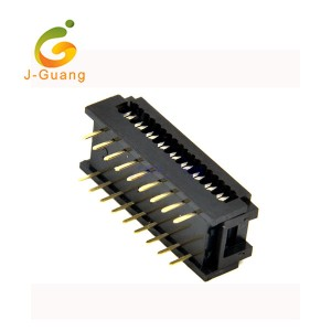 JG119 Doubel Row Dip Plug Idc Male Connectors