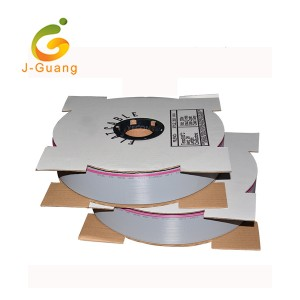 JG157 UL2651 PITCH 1.27mm Gray Flat кабели