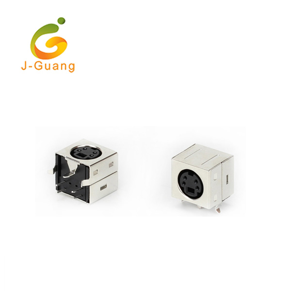 OEM China Box Header - JG193-A 803 Type Customized Mini Din Connectors – J-Guang