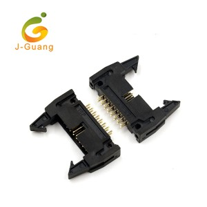 JG111 2.54mm Big Latch Type Square Pin Shrouded Headers