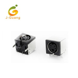 Top Suppliers Trailer Reflectors - JG193-C 901 Type 4 Pin Din Connector – J-Guang