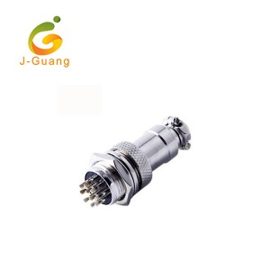 211 Waterproof Gx12 Mini Round Shell Connectors
