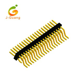OEM Supply Automotive Reflectors - JG125-G 2.0mm Double Row Right Angle Smt Male Pin Headers  – J-Guang