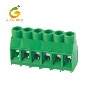 Popular Design for 25 Pin Connectors - 635-6.35 Small Wire Terminals High Quality Screw Terminal Connectors   – J-Guang