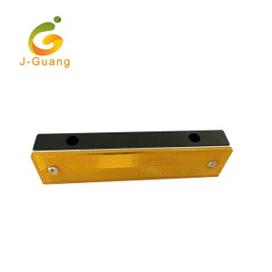 JG-R-02 CE Traffic Guardrail Single and Double Sides Road Reflectors
